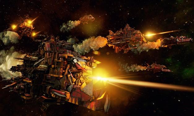Battlefleet Gothic Armada begins pre-orders