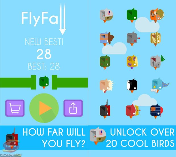 Quantum Cat Games releases first indie title FlyFall