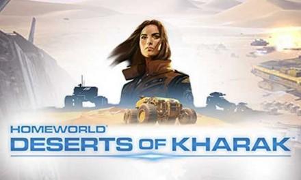 Homeworld: Deserts of Kharak's New Story Trailer