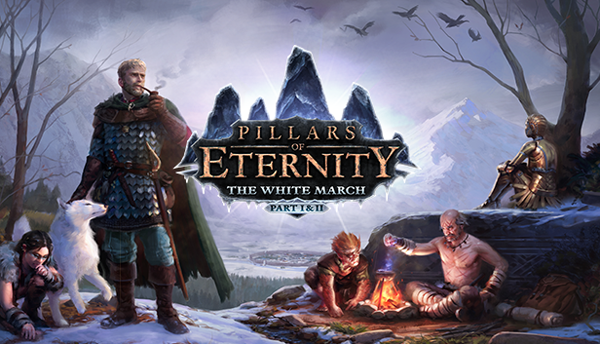 Return to Pillars of Eternity with The White March