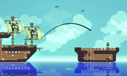 Pixel Piracy hits Consoles today