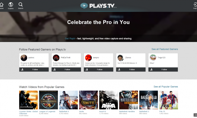 Chrome Extension Plays.tv captures Twitch moments