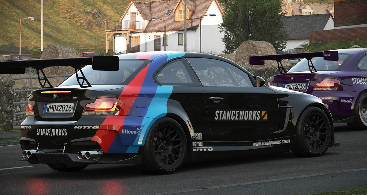 Project CARS expansion available