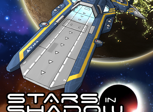 Space 4X Game Stars in Shadow Launches on Greenlight