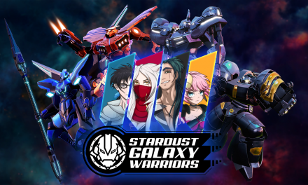 Blast Evil Throughout The Galaxy in Stardust Galaxy Warriors
