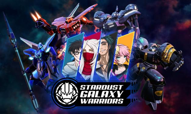 Blast Evil Throughout The Galaxy in Stardust Galaxy Warriors