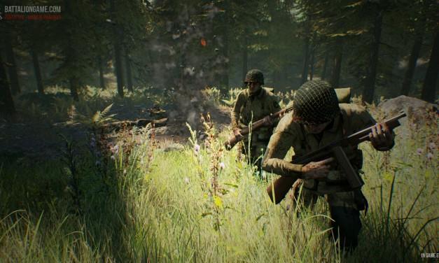 Battalion 1944 Reaches Initial Funding Goal