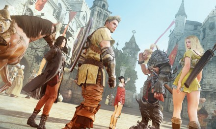 Black Desert Online Releases March 3