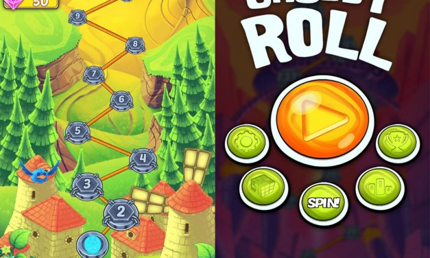 Social puzzle game ChubbyRoll coming to mobile