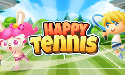Happy Tennis joins AppleTV