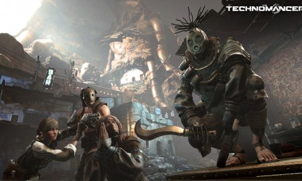 The Technomancer new trailer