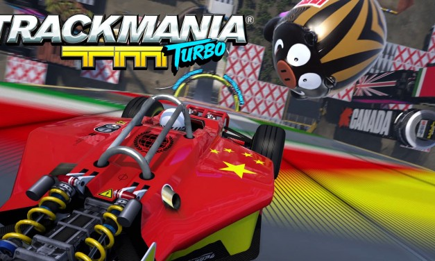 Trackmania Turbo coming to you in March