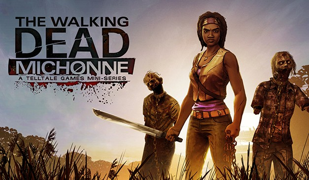 The First Six Minutes of The Walking Dead: Michonne