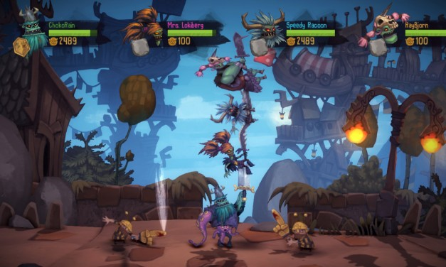 Zombie Vikings is coming to Xbox One
