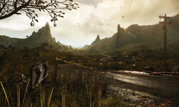 Crytek Unveils brand new CRYENGINE V