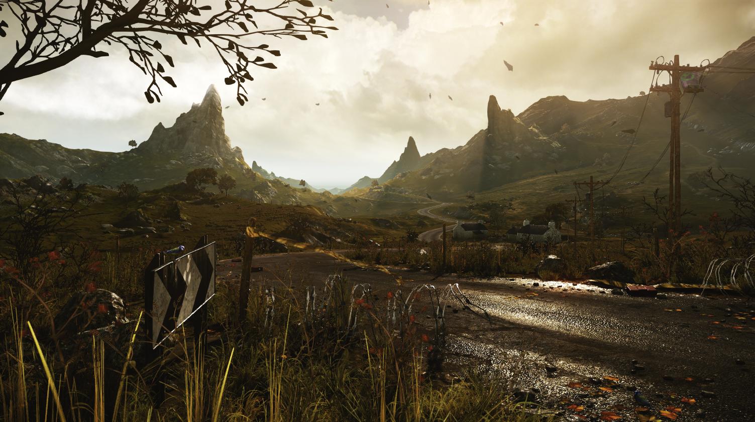 crytek unveils brand new cryengine v gameconnect