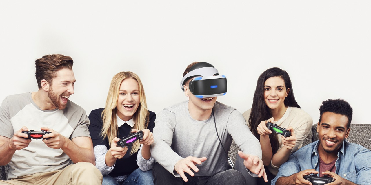 Sony announces Playstation VR for October 2016