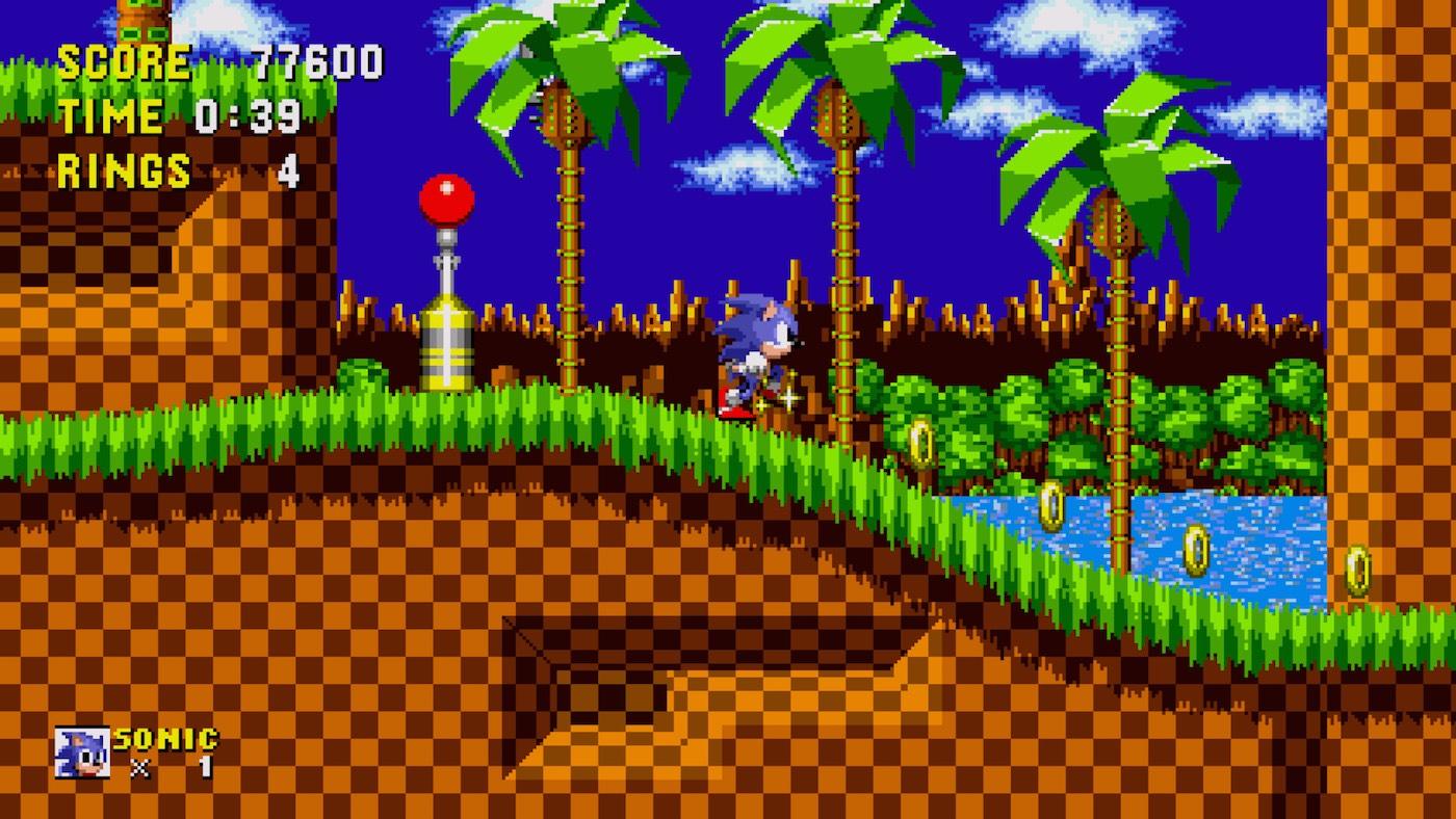 Sonic AppleTV