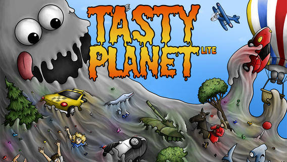 Tasty Planet: Back for Seconds on Steam