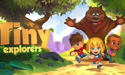Tiny Explorers coming to mobile and tablet