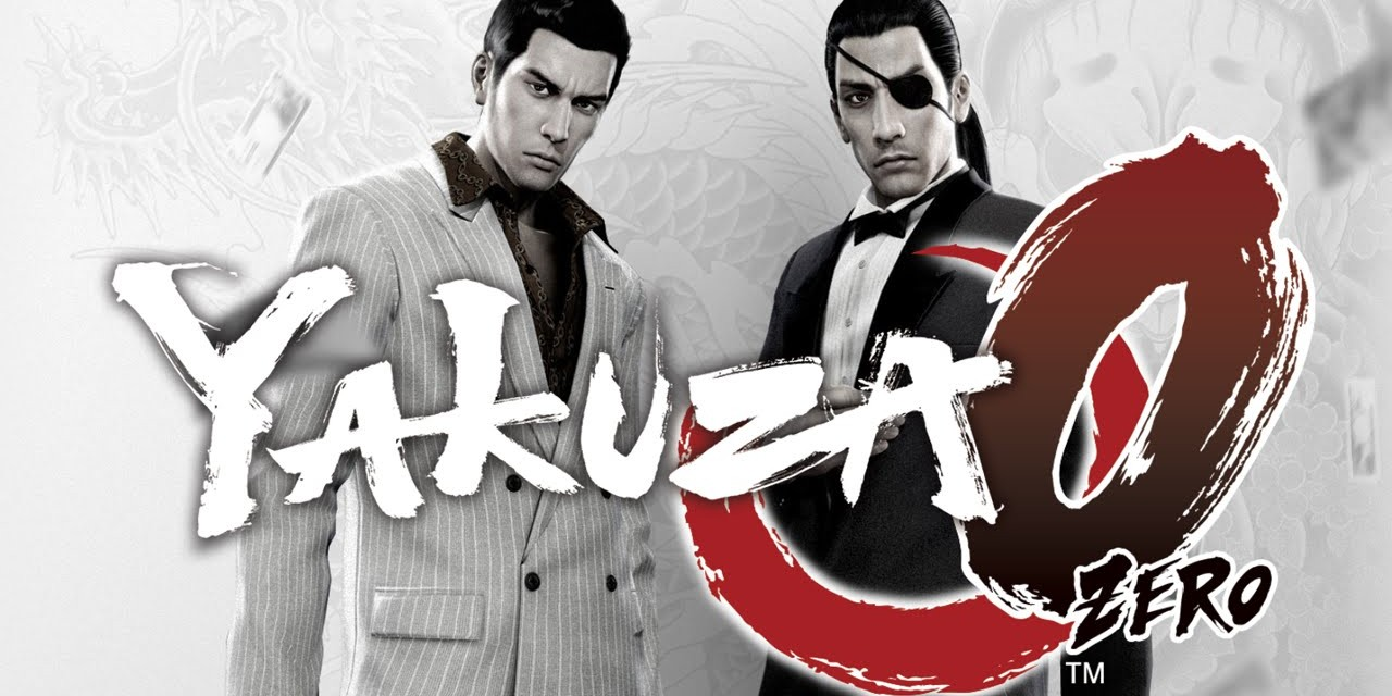Yakuza 0 is coming to Europe in 2017