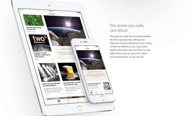 GameConnect now available on Apple News