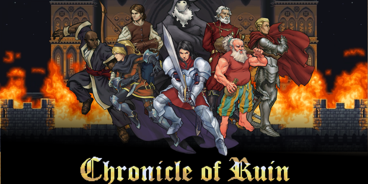 Chronicle of Ruin launches its Kickstarter Campaign