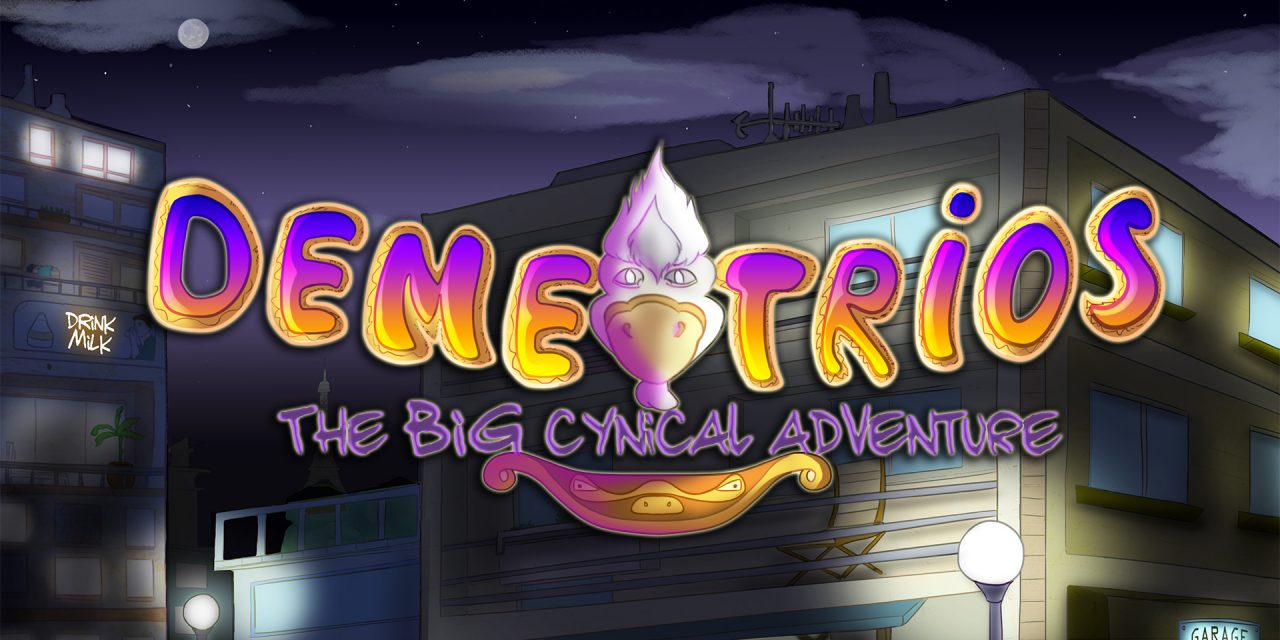 Adventure Game Demetrios goes onto Steam