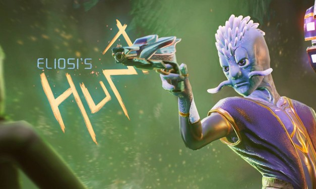 Eliosi's Hunt Greenlit in just 9 days