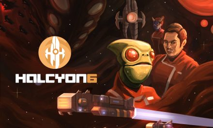 Halcyon 6: Starbase Commander coming to PC and Mac