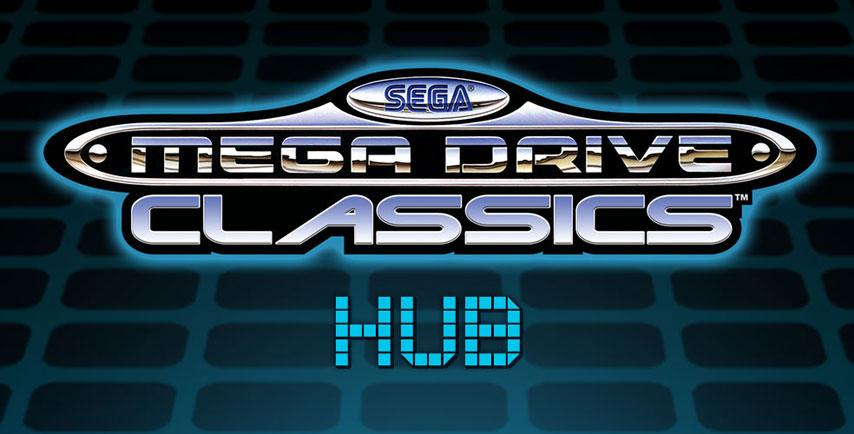 SEGA Mega Drive Classics Relaunching
