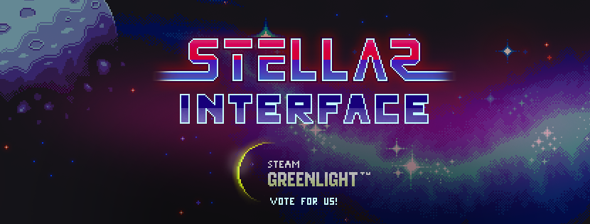 Stellar Interface Launches on Steam Greenlight