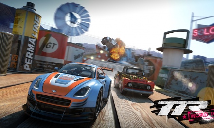 Table Top Racing World Tour revs up for launch