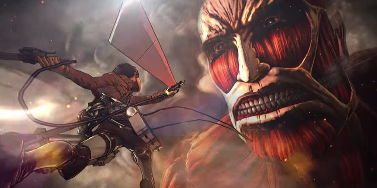 Two cool trailers for Attack on Titan