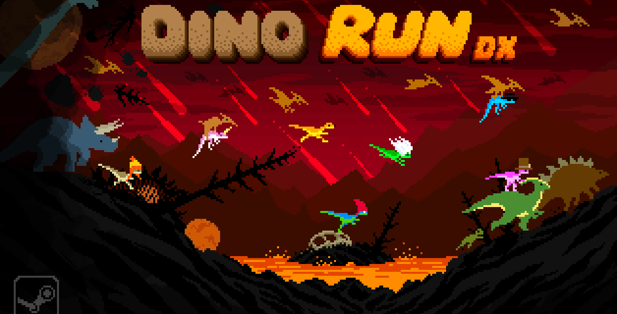 Dino Run DX Adds The Indie Hat Collection