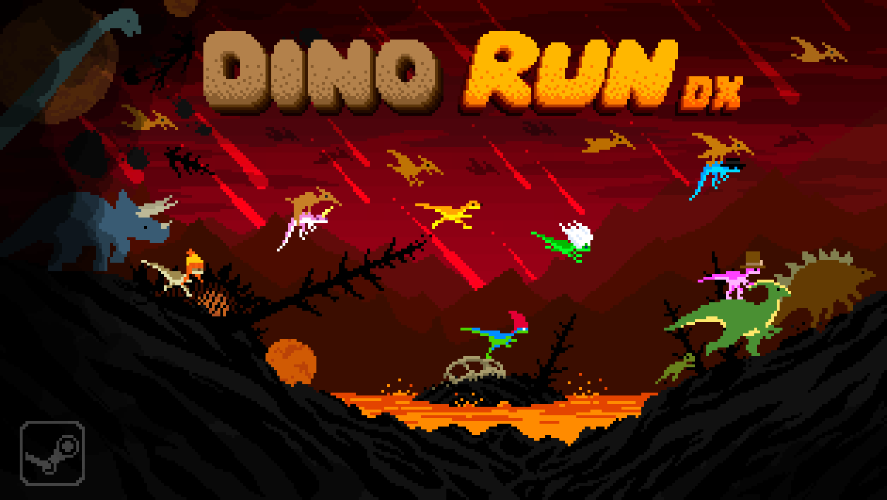 dino run dx how to save dinos