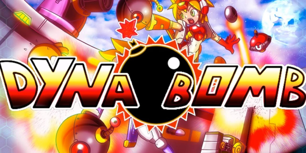 Dyna Bomb now available on Steam
