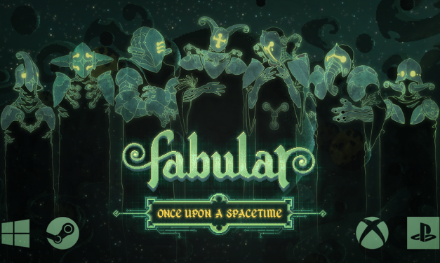 Fabular Once upon a Spacetime trailer