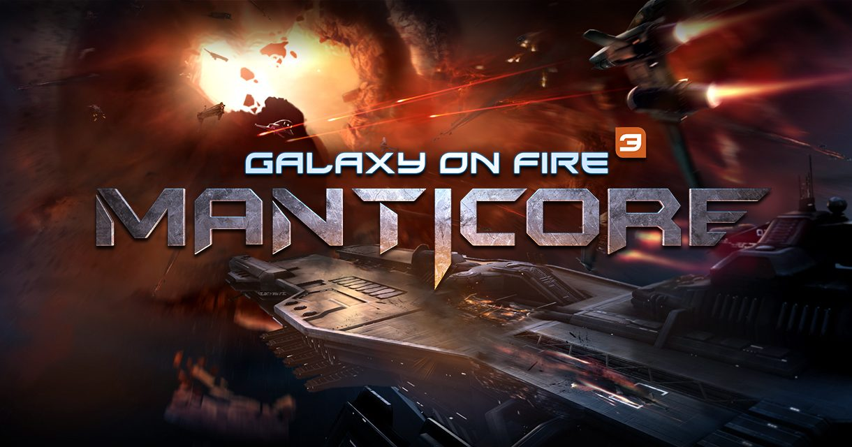 Spectacular new 360 video of Galaxy on Fire 3