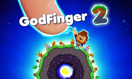 GodFinger 2 launches today on the App Store