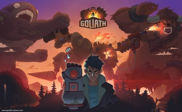 Goliath now on Steam