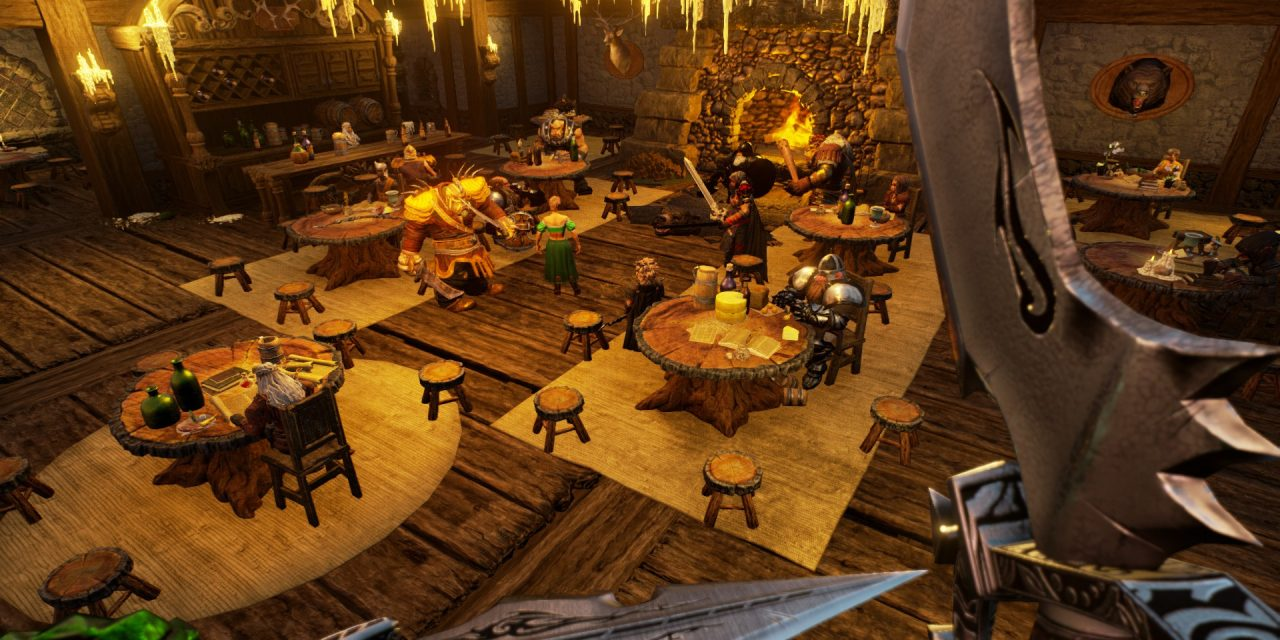 Kings and Heroes Enters Steam Early Access