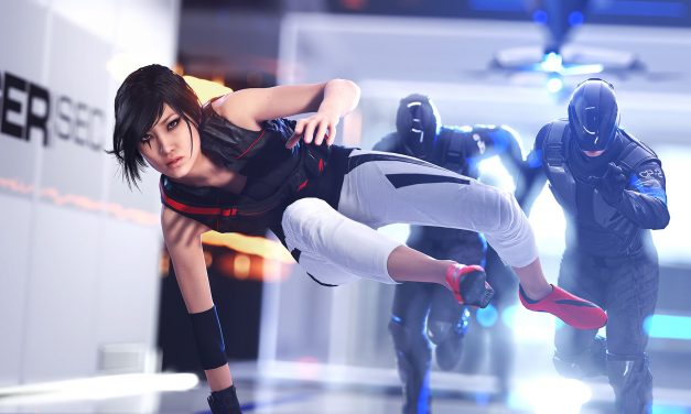 Mirrors Edge Catalyst Music Video