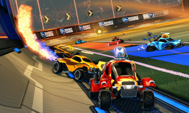 Rocket League cross network play now on Xbox and PC