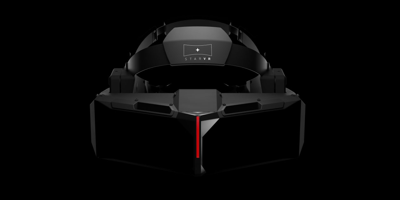 Starbreeze and Acer setup Joint Venture for the StarVR Headset