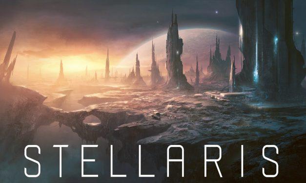 Stellaris a mod friendly game