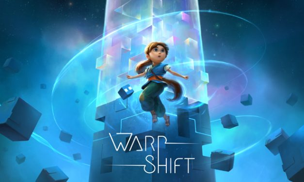 Puzzle Adventure Warp Shift releases May 26