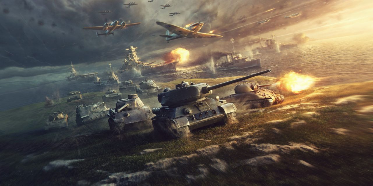 World of Tanks gets Tank Hunter Update on PS4