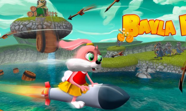 Bayla Bunny now on Steam
