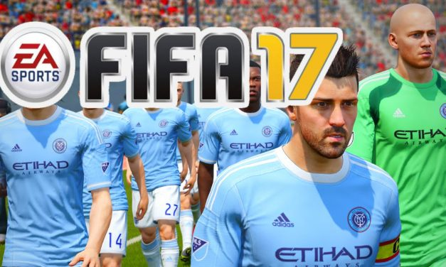 Fifa 17 announced powered by Frostbite